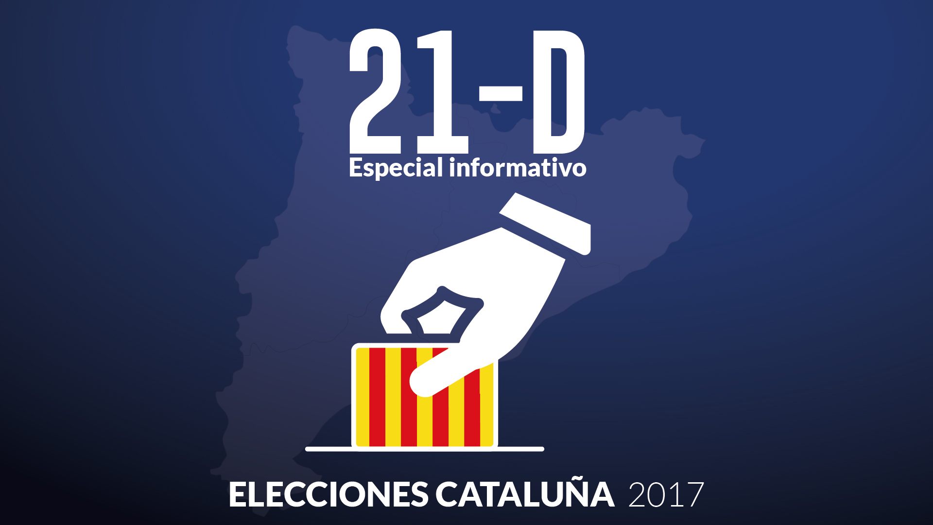 Streaming grafismo tv elecciones Cataluña 4