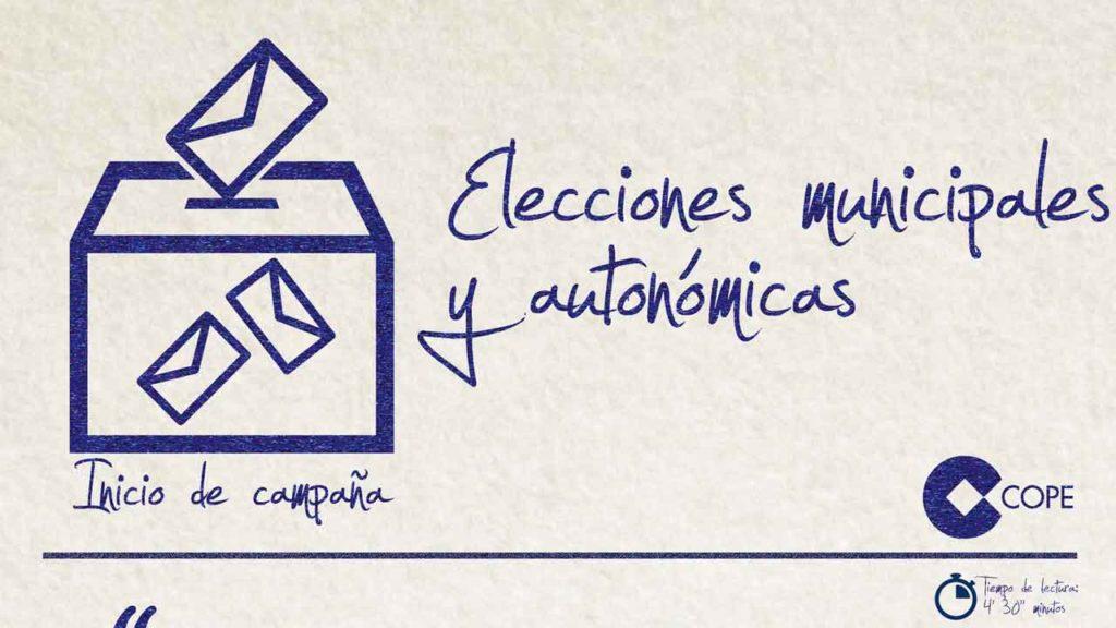 Infografía elecciones municipales
