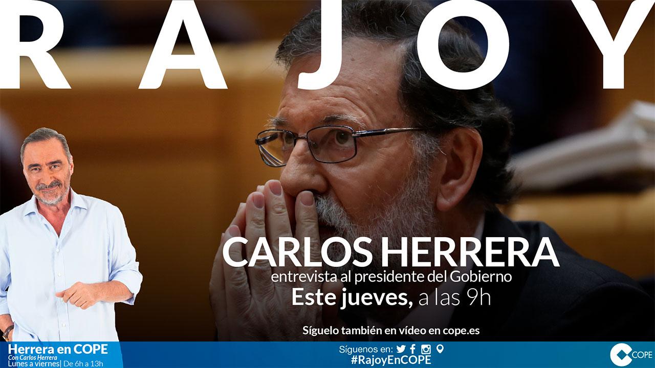 Tarjeta entrevista Rajoy