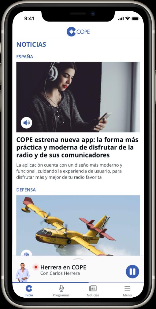 cope-app-home