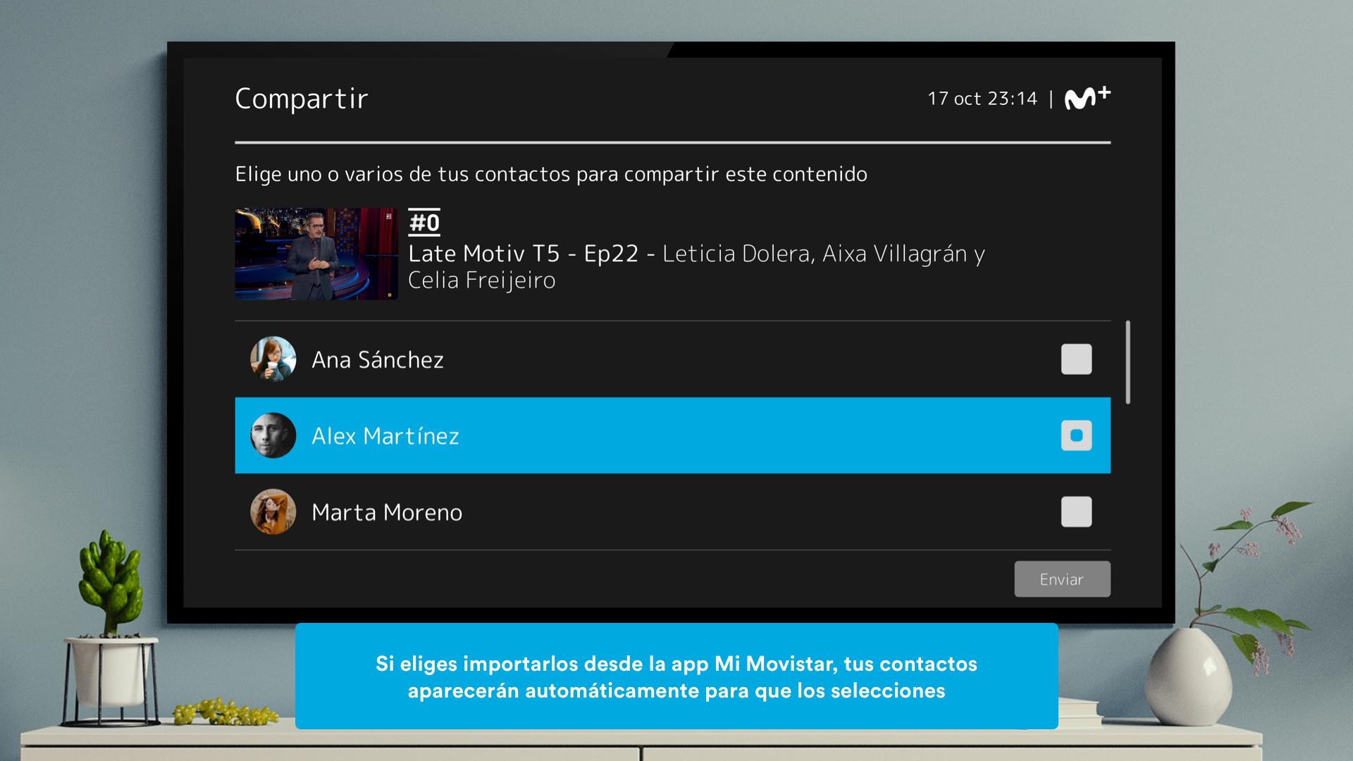 Desco-social4. Movistar+: investigación y diseño UX
