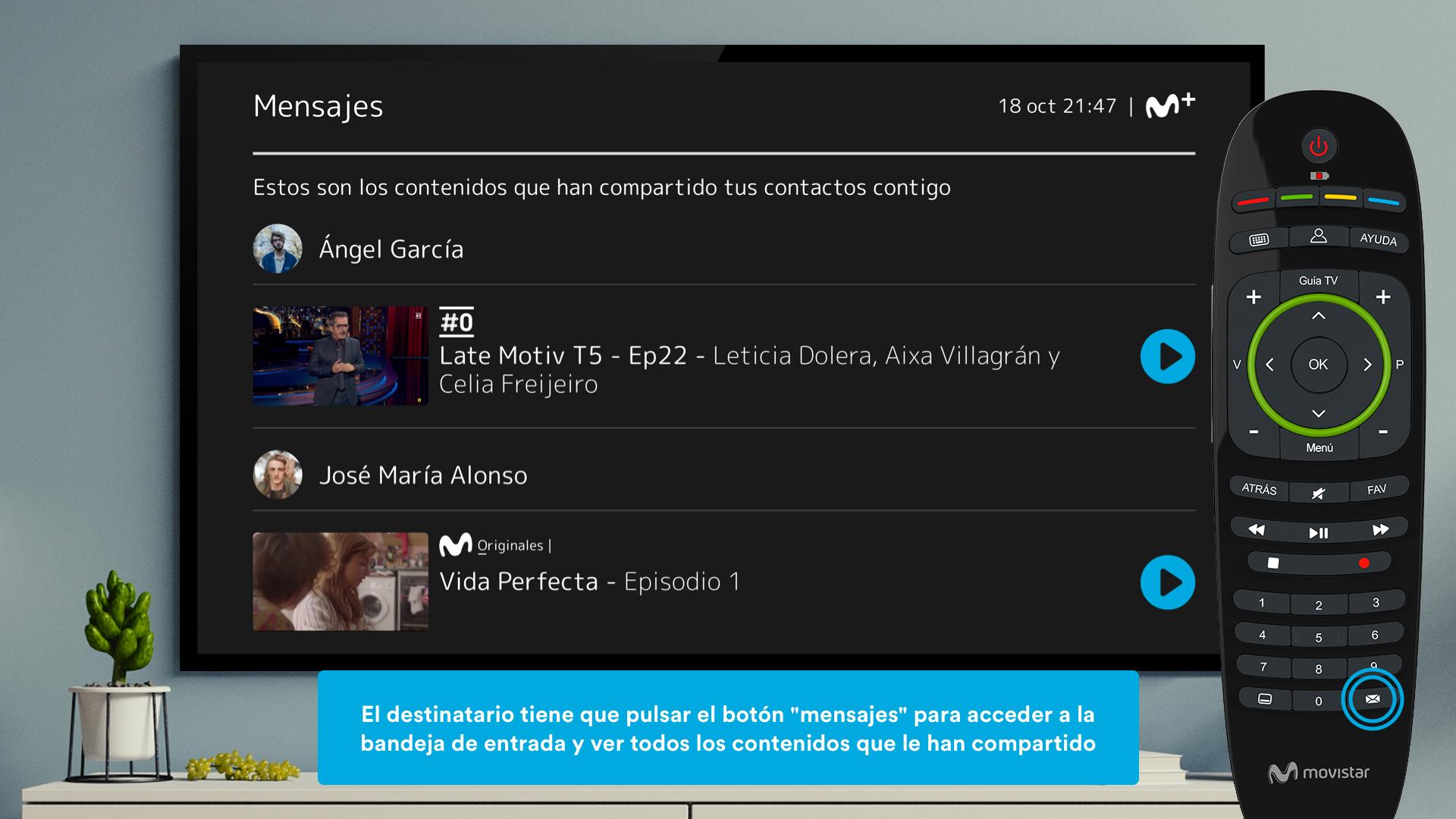 Desco-social7. Movistar+: investigación y diseño UX
