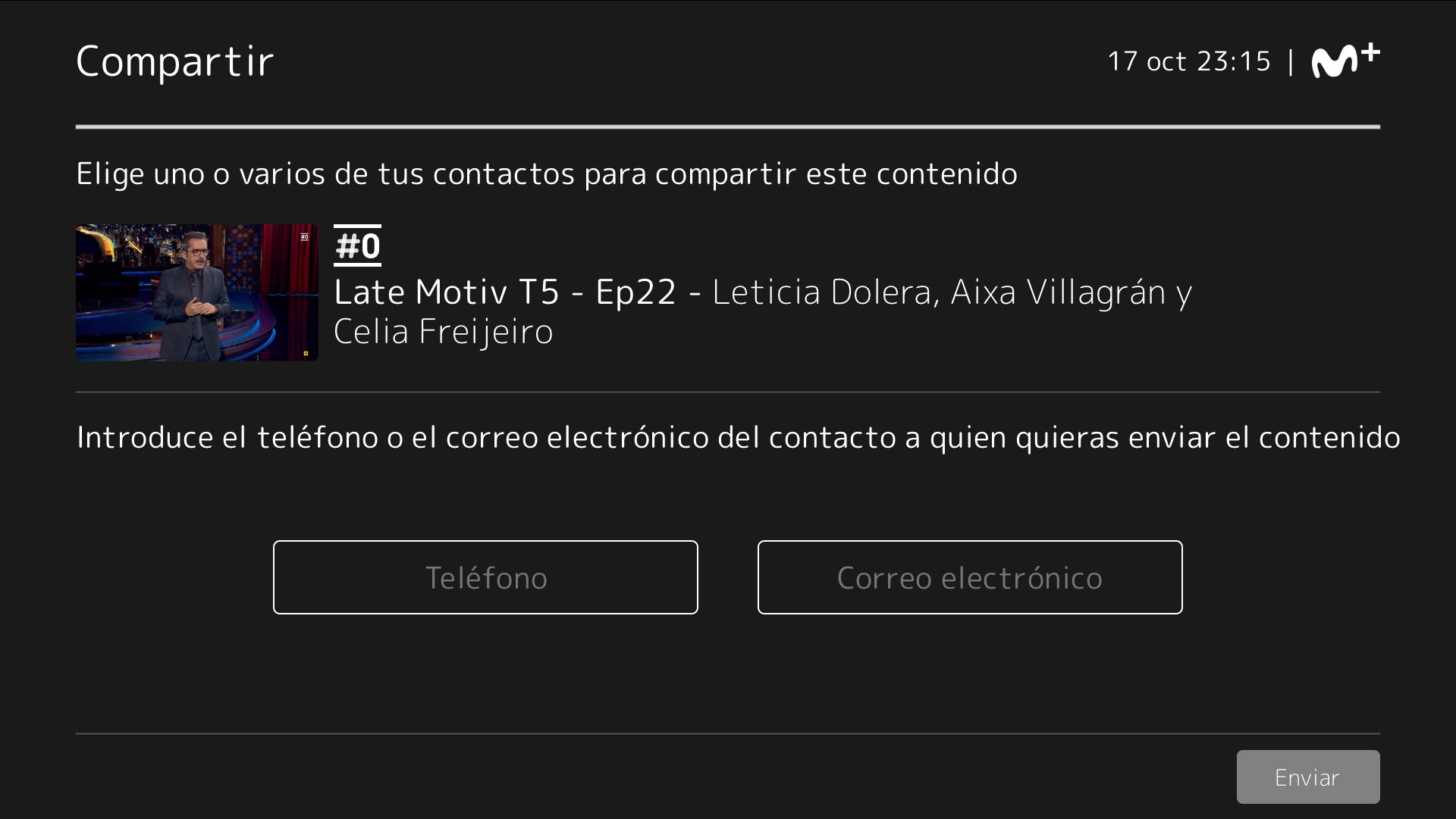 Descodificador5. Movistar+: investigación y diseño UX